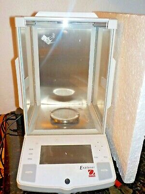Ohaus Explorer Balances Scale Analytical Balances 62g E00640 Digital