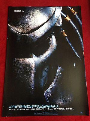 Alien vs. Predator Kinoplakat Filmplakat Poster A1 Predator