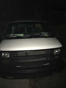 Chevy express 1500  2002