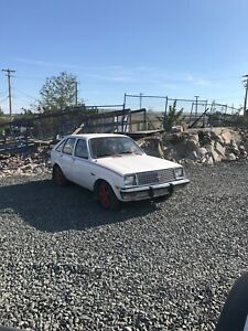 1980 Chevette