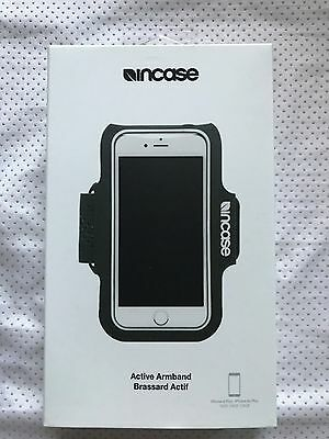 Incase Active Armband for iPhone 6/6s Plus Black
