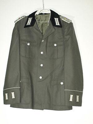 Uniform-Jacke Offizier Ähn.Wehrmacht Effekten Fasching  Gr.44-56 Ostalgie Film