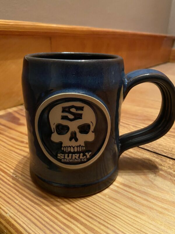 Surly Brewing Deneen Pottery Mug Tankard