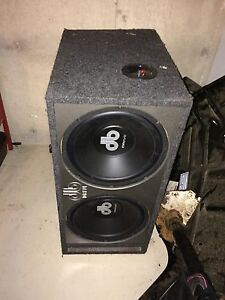 DB Drive Subs & XSite Amp