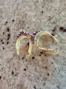 Fairy earring *for people with or without pierced ears*