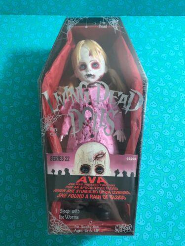 Living Dead Dolls AVA - Series 22 - SEALED - Zombie - Walking Dead