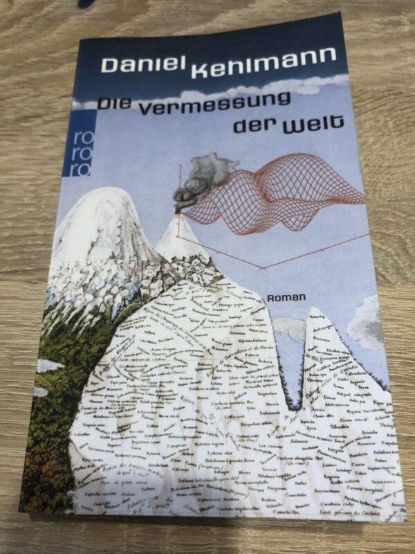 Die Vermessung der Welt von Daniel Kehlmann (2008, Taschenbuch)