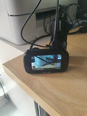 Nextbase 422GW Dash-Cam HD-DVR-Kamera mit 1440p/30fps 140° Weitwinkel Bluethooth