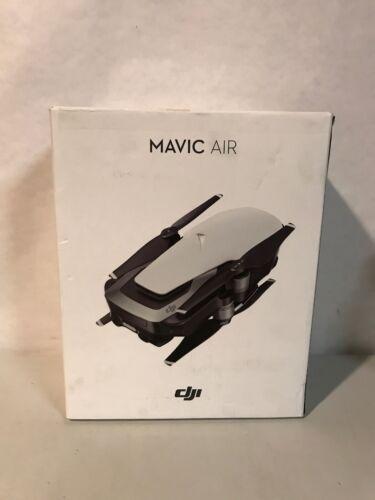 DJI Mavic Air Folding Drone Quadcopter 4K Camera Onyx Black No Battery Read