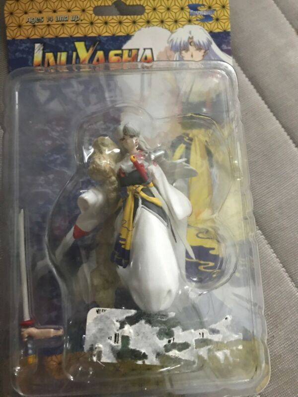 inuyasha sesshomaru figure 6 Inches