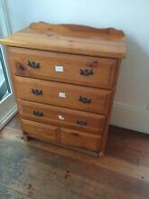 *MUST GO* Sofa + Sofa bed+ Oak chest of drawers Paddington Eastern Suburbs Preview