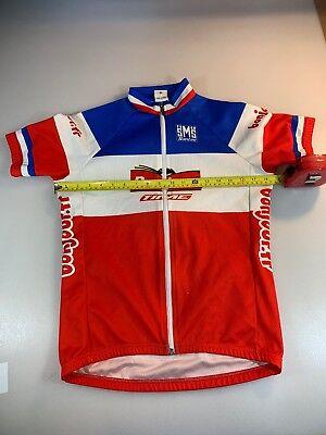 89631c71e SMS Santini Cycling Jersey Medium M (6560-4)
