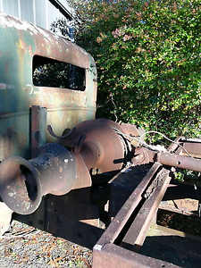 Crane/winch 42 ford jailbar Colo Vale Bowral Area Preview