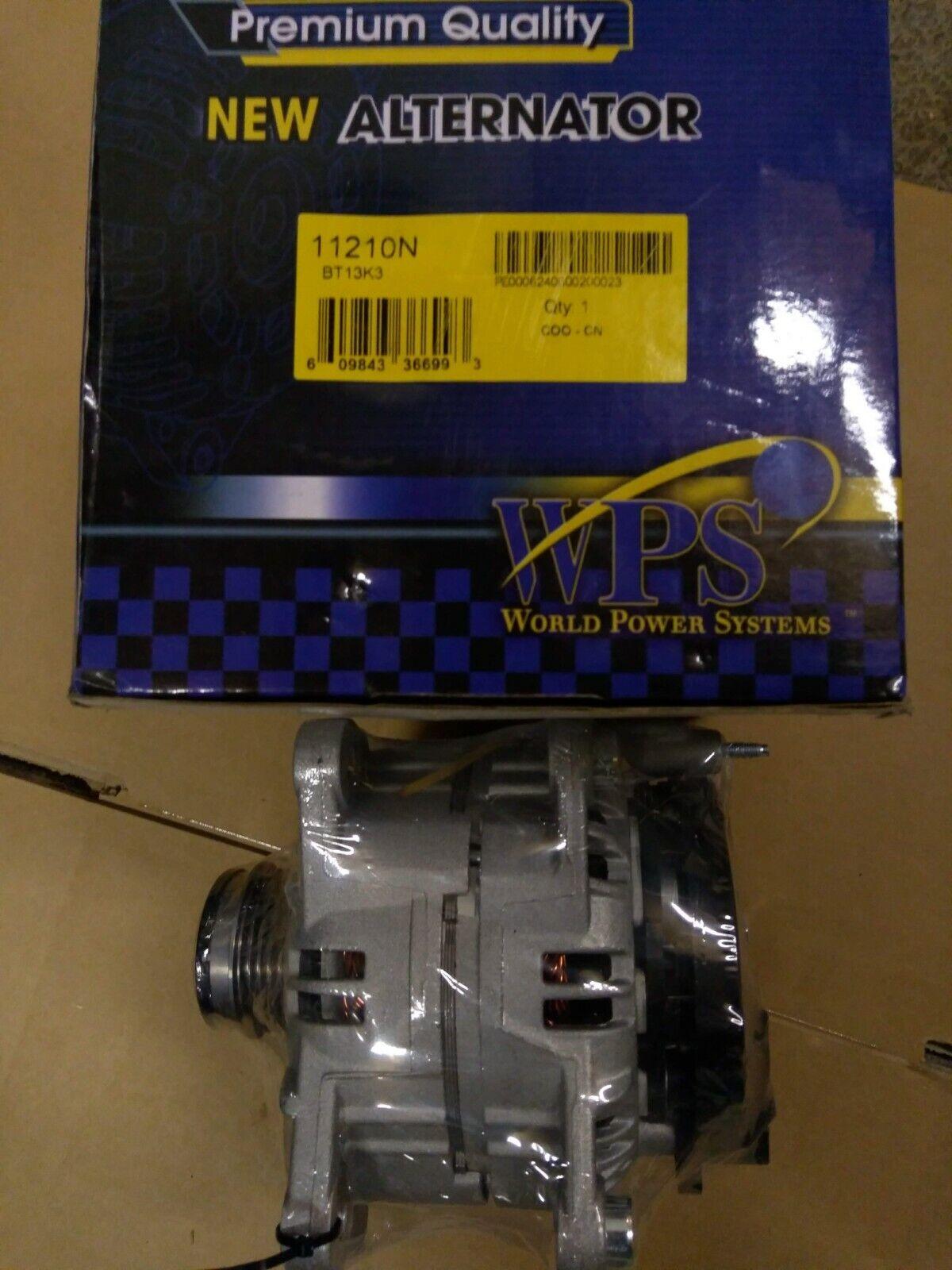 New Genuine HELLA Alternator 8EL 011 710-971 Top German Quality
