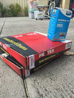 Bendix Bake Pads and Discs (Rear) Marangaroo Wanneroo Area Preview