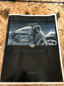 2001 Harley Sportster Official Factory Service Manual