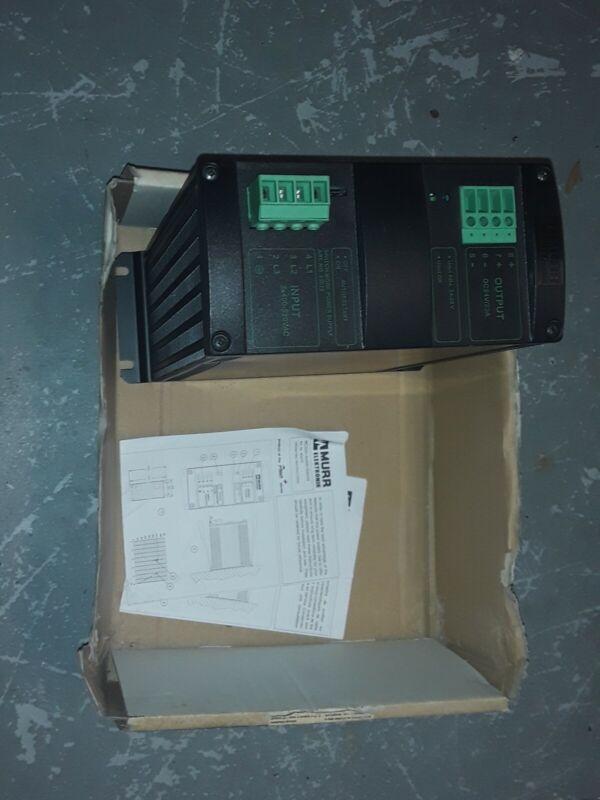 MURR MCS20 3x400-500/24 three phase NEW