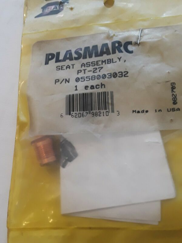 Esab Plasma Arc Seat Assembly Pt-27