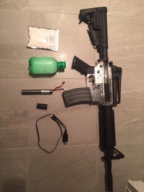 Wells M401 toy gel ball blaster   Miscellaneous Goods   Gumtree