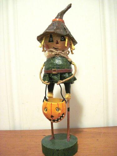 ESC Lori Mitchell NEW Fall Scarecrow Figure
