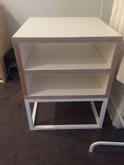 Sample bedside tables