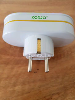 Travel power adapter Aus to Bali/Indonesia  Bulimba Brisbane South East Preview
