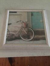 Vintage bike wall art Beresfield Newcastle Area Preview