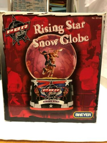 Breyer PBR Rising Star Snow Globe (60140)