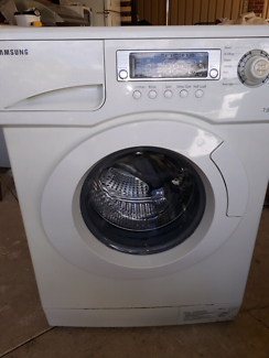 Samsung washing machine 7kg