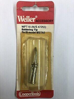 Weller Pyropen Solder Tip Wpt10