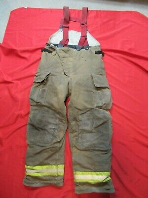Mfg. 2013 Globe Gx-7 40 X 32 Firefighter Turnout Bunker Pants Fire Gear Rescue