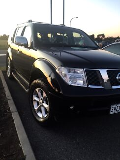 2007 PATHFINDER 2.5 LITRE  Mawson Lakes Salisbury Area Preview