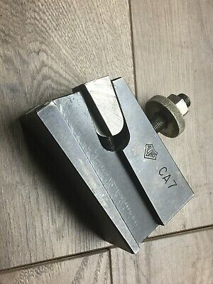 Nice Aloris Ca 4 Quick Change Tool Holder Cut Off Blade Holder