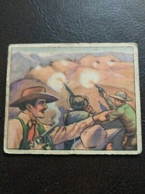 1949 Bowman Wild West F-10 (from set building)