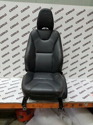 Genuine VOLVO XC60 2008-2017 FRONT LEFT PASSENGER SIDE LEATHER SEAT