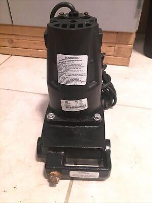 555101 - Upsp-5 - Little Giant Utility Pump