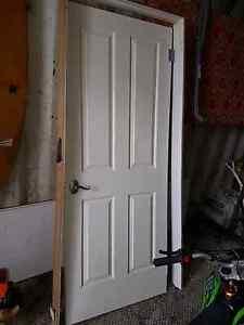 820 door and  door  frame Old Beach Brighton Area Preview
