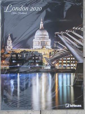 London Wandkalender 64 x 48 cm 2020 ( NICHT 2021 !!!) Fotokalender