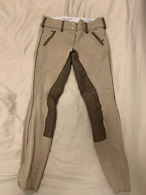 (Goode Rider Full Seat Low Rise Breeches 26L)