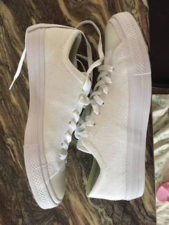 Converse Chuck Taylor All Star X Nike Flyknit WHITE LOW TOP 0f791aa5d