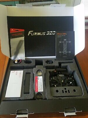 Walkera Furious 320 GPS Drone with Google3 5.8Ghz Real-time FPV 3D Glasses