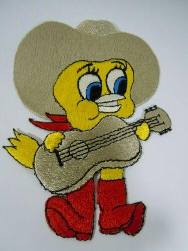 "Vintage Conway Tweety Bird Patch 7"" x 5""  RARE"
