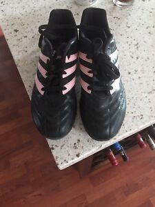 Brand new girls soccer cleats