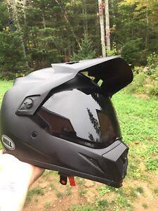 Dual purpose helmet
