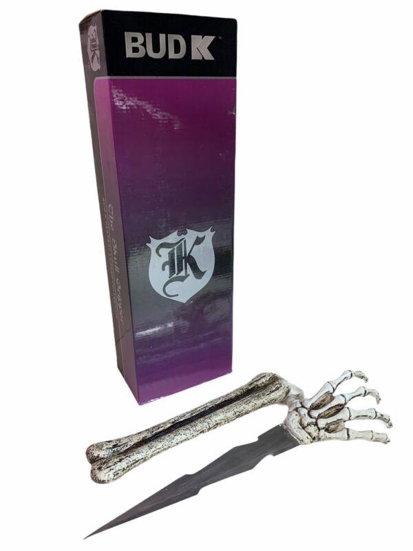 THE SKULL GRIPPER Sword Skeleton Hand BK741 BudK Fantasy Legend Collection