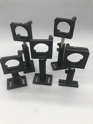 Thorlabs Mirror Mounts Posts And Bases 5qty. 0317-6