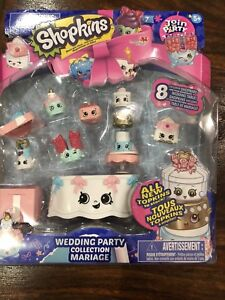 Brand new Shopkins Twozies grossery gang