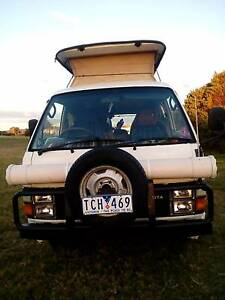 Toyota Hiace 1984 new Engine fully equipped 11 month rego Melbourne CBD Melbourne City Preview