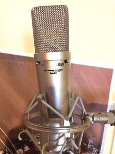 USB Microphone and Stand