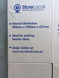 13 Moving boxes Berwick Casey Area Preview
